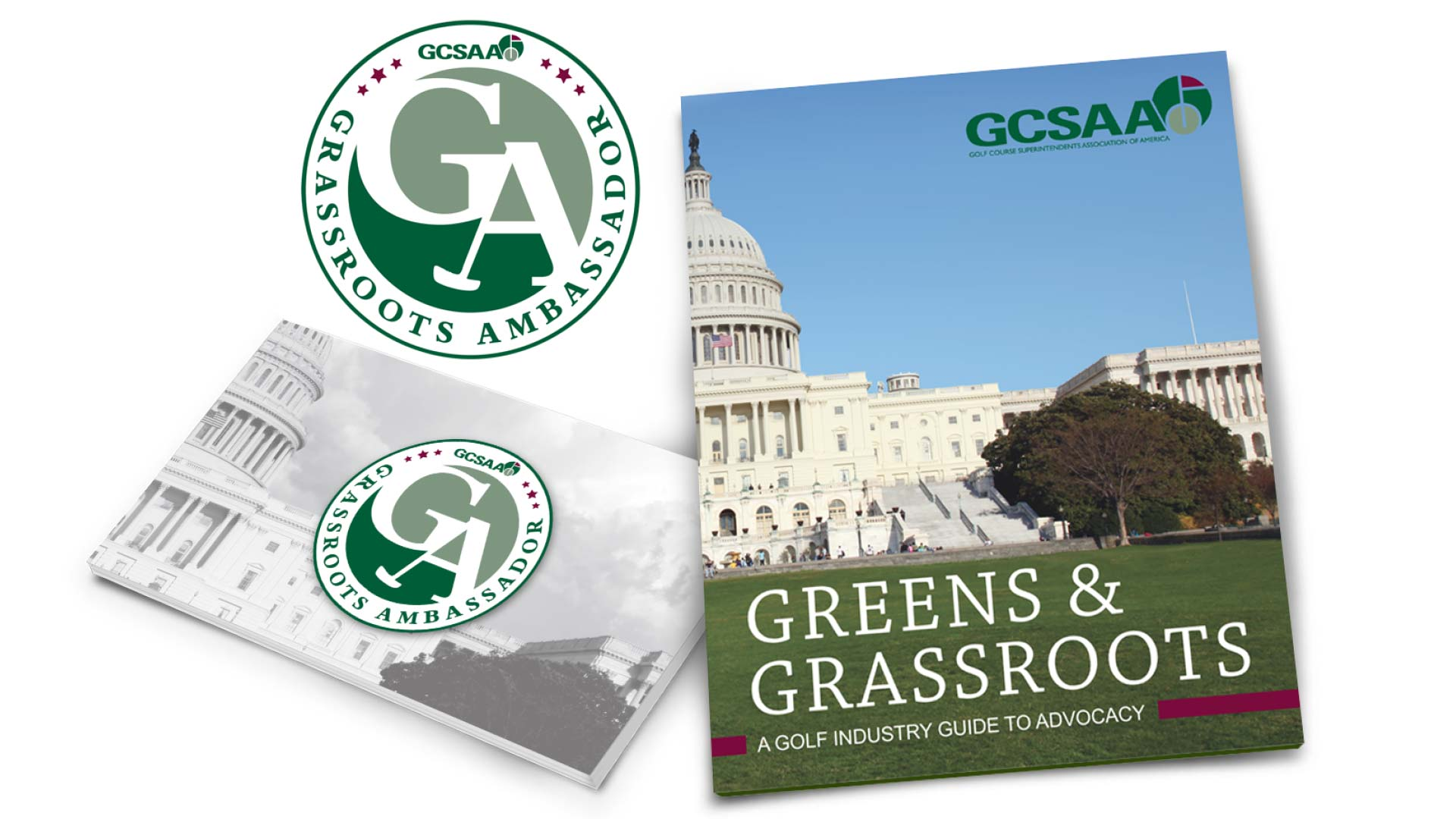 GCSAA - Grassroots Ambassador - Legislation