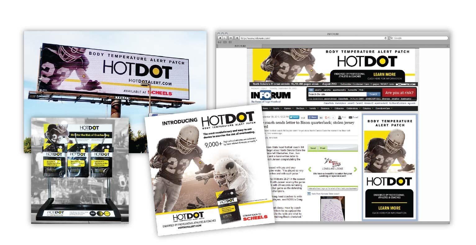 HotDot Soft Launch