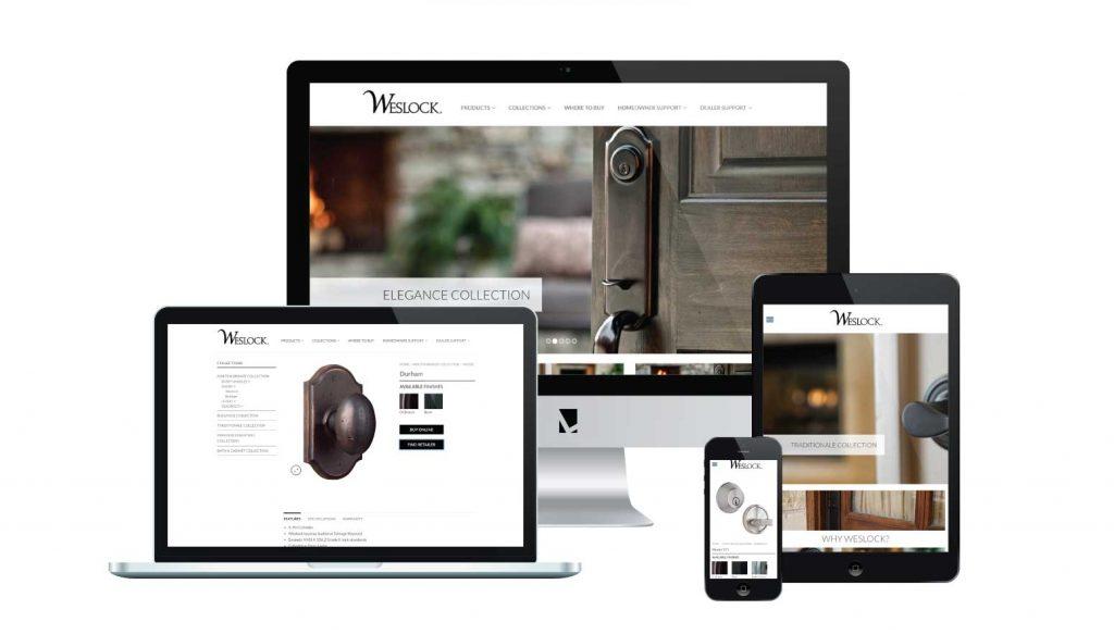 Weslock - Website - Door Hardware