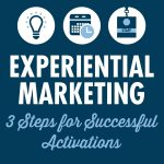 Experiential marketing - 3 steps for successful activations