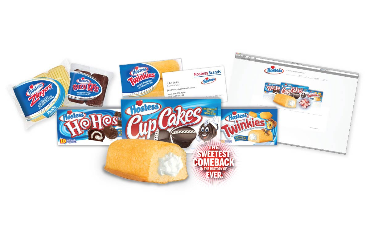 Hostess - Brand Relaunch - Greatest Comeback in the History of Ever
