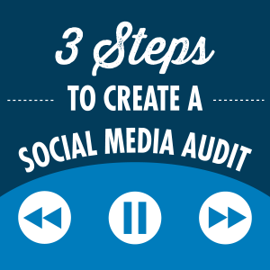 3 Steps to Create a Social Media Audit