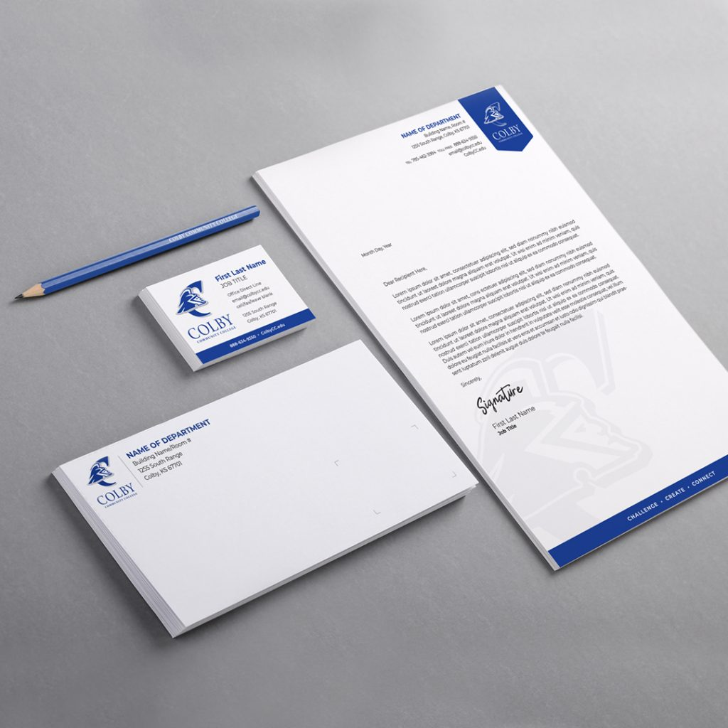 Colby Community College – Letterhead