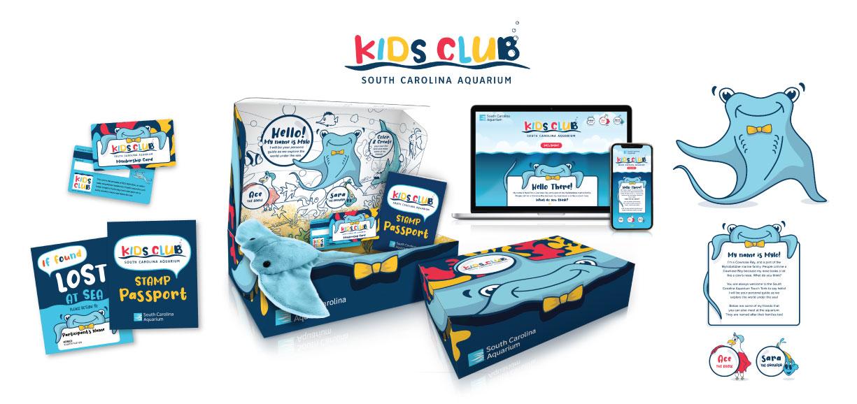 South Carolina Aquarium - Kids Club Program