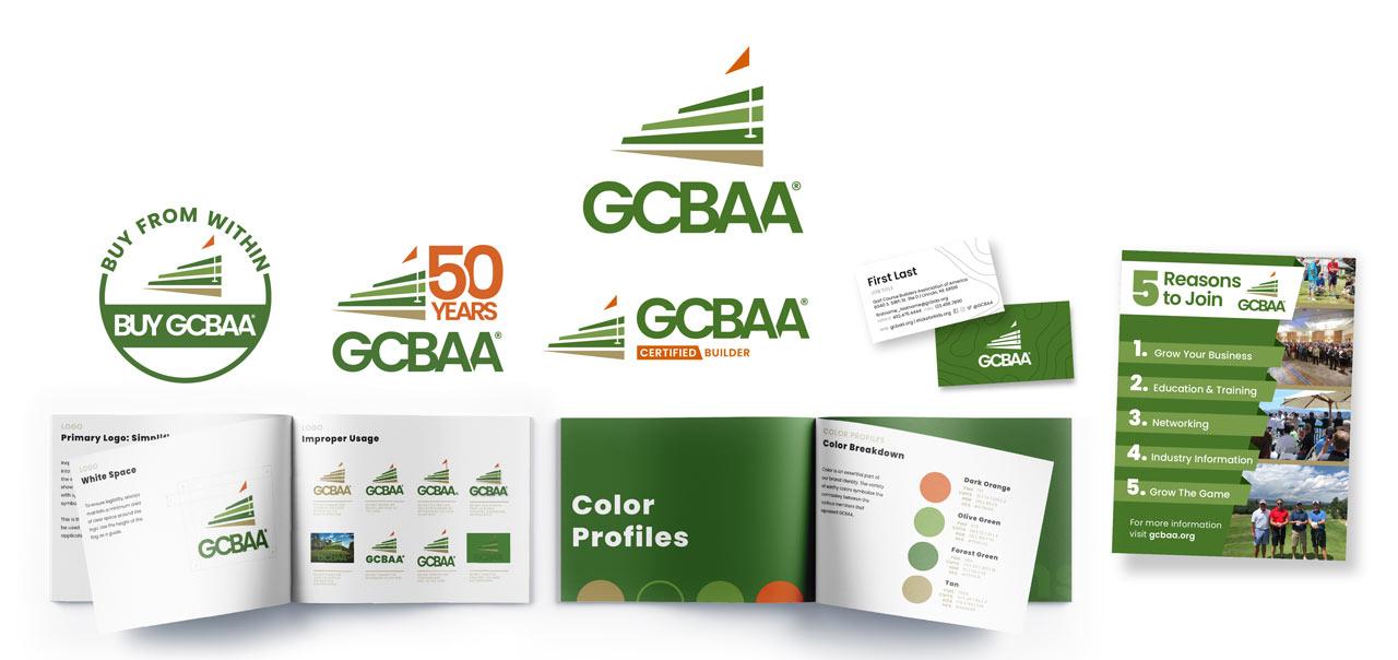 GCBAA branding & Logo